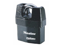 Closed Shackle Pro-Series Padlocks (Keyed Alike)