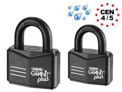 ABUS Granit Plus Padlock