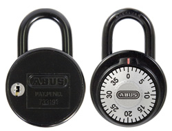 Master Keyed Dial Combination Padlocks