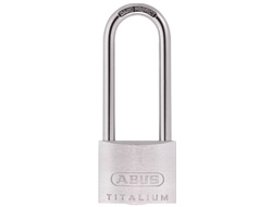 Long Shackle Titalium Padlocks