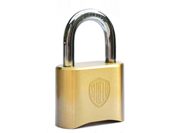 Heavy Duty Brass Combination Padlock