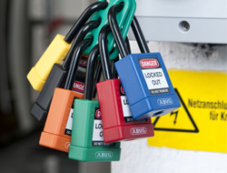 ABUS Safety Lockout Padlocks (Keyed Alike)
