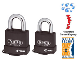 Extreme Padlocks (Restricted)