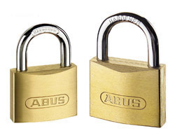 ABUS Brass Padlocks (Keyed Alike)