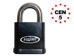 High Security Stronghold Padlock (Keyed Alike)