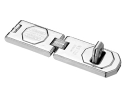 Vertical Pin Hasp & Staple