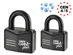 High Security Granit Plus Padlock