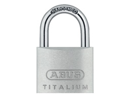 Standard Titalium Padlocks