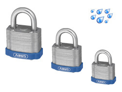Laminated Master Key Padlocks