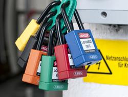 ABUS Safety Lockout Padlocks