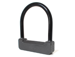 Wide Shackle Alarm D-Lock