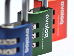 Printable Aluminium Combination Padlocks