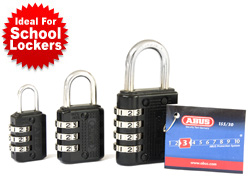 Locker Combination Padlock