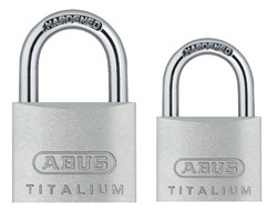 Titalium Master Key Padlocks