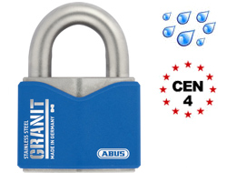 High Security Marine Padlock