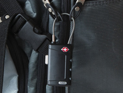 ABUS Cable TSA Padlock
