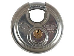 Buffo Disc Padlock 70mm