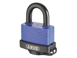 Keyed Alike Weatherproof Padlock (Large)