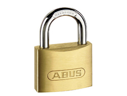 Keyed Alike Brass Padlock (40mm) key 6406