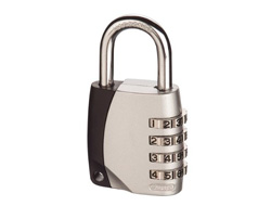 Travel Combination Padlock 40mm
