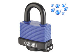 Keyed Alike Weatherpoof Padlock 6404