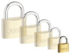 Extra Small Brass Padlock 20mm