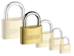 Large Brass Padlock (50mm)
