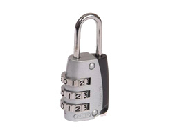 Travel Combination Padlock (20mm)