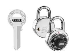 Dial Combination Padlock Master Key