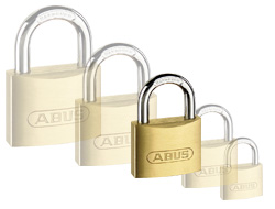 Medium Brass Padlock (40mm)