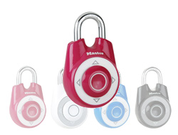 Speed Dial Combination Lock Pink