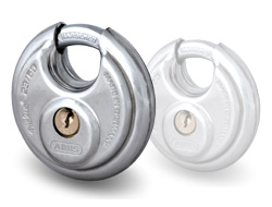 Keyed Alike Diskus Padlock 70mm