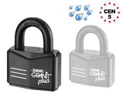 Granit Plus Padlock (77mm)