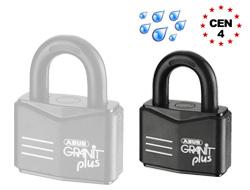Granit Plus Padlock (63mm)