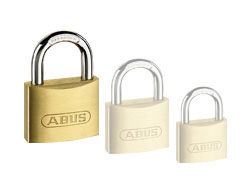 Brass Master Key Padlock (50mm)