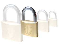 Keyed Alike Brass Padlock (40mm) - Key 401