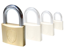Keyed Alike Brass Padlock (50mm) - Key 501