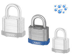 Keyed Alike Laminated Padlock 40mm