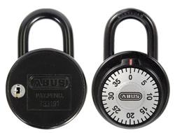 Master Key Dial Combination Padlock