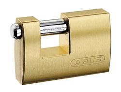 Keyed Alike Brass Shutter Padlock BM 2745 (90mm)