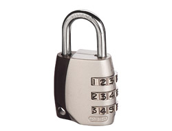 Travel Combination Padlock (30mm)