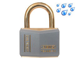 Safety Padlock (Grey)