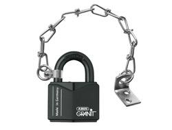 Padlock Retaining Chain