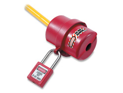 Plug Lockout (Small)