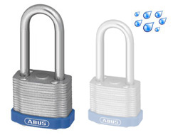 Long Shackle Laminated Padlock 50mm
