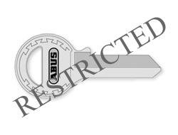 Restricted Key