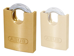 Closed Shackle Padlock 50mm