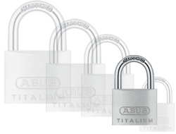 Keyed Alike Titalium Padlock 30mm