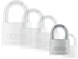 Keyed Alike Titalium Padlock (30mm)