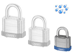 Master Keyed Laminated Padlock 30mm